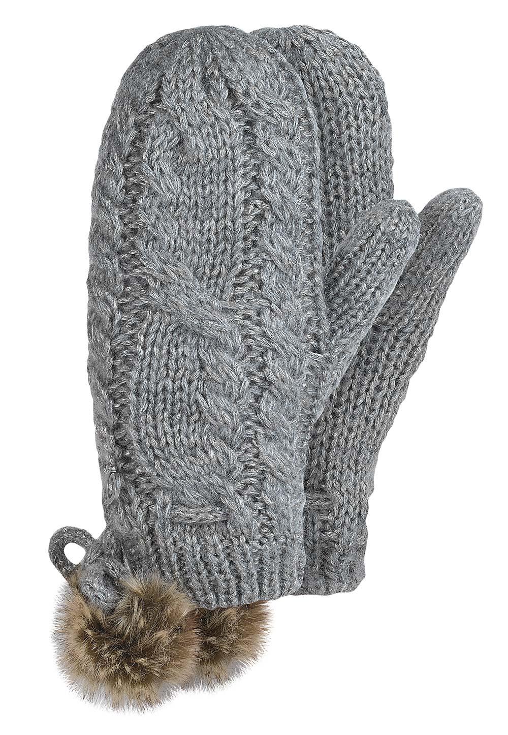 517922add2c Dámské zimní rukavice - Brekka - LUREX ECO MITTEN - LMG - WAKA on ...