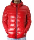 Pánská zimní bunda péřová HOLIDAY DOWN JACKET MAN RED