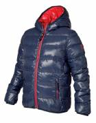 Chlapecká zimní bunda HOLIDAY DOWN JACKET BOY NVY