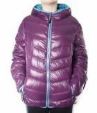Dívčí zimní bunda péřová HOLIDAY DOWN JACKET GIRL PLU