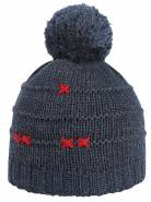 Chlapecká zimní čepice SUPERHERO PON - NVY