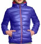 Dámská zimní bunda péřová HOLIDAY DOWN JACKET WOMAN - PLU