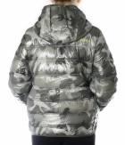 Chlapecká zimní bunda - HOLIDAY DOWN JACKET BOY - CAMO
