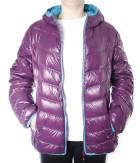 Dívčí zimní bunda péřová - HOLIDAY DOWN JACKET GIRL PLU