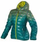 Dámská zimní bunda - PATTERN DOWN JACKET WOMAN - CFOR